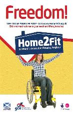 Home2Fit Home Page